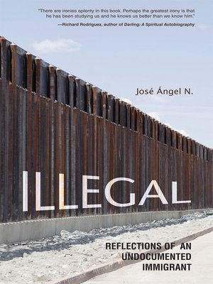 Click this cover for a(n) eBook sample of Illegal.