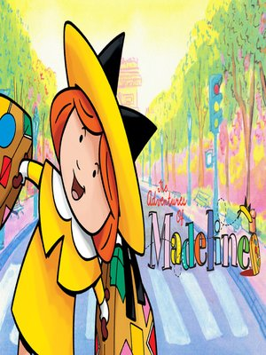 Cover of New Adventures of Madeline