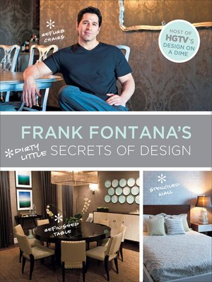 Click this cover for a(n) eBook sample of Frank Fontana's Dirty Little Secrets of Design.