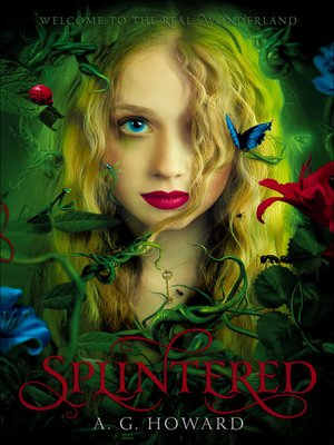 Click this cover for a(n) eBook sample of Splintered