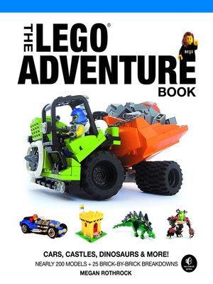 Click this cover for a(n) eBook sample of The LEGO Adventure Book, Volume 1.