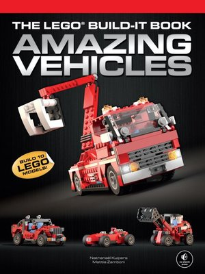 Click this cover for a(n) eBook sample of The LEGO Build-It Book, Volume 1