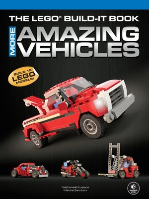 Click this cover for a(n) eBook sample of The LEGO Build-It Book, Volume 2