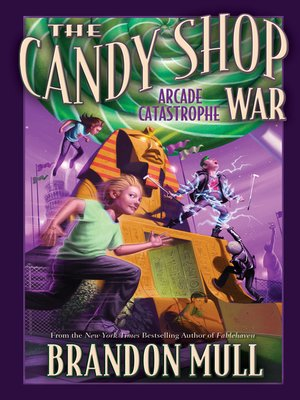 The Candy Shop War, Volume 2