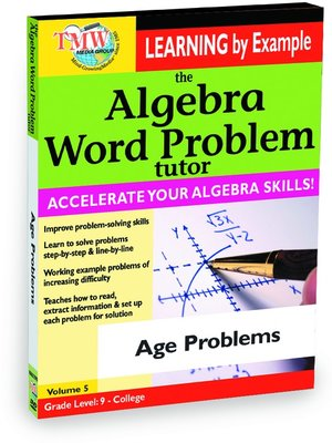 solving algebra problems Solvers with work shown, write algebra lessons, help you solve your homework problems interactive solvers for algebra word problems ask questions on our.