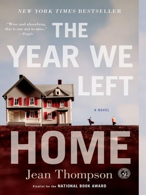 Cover of The Year We Left Home