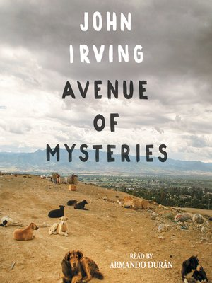 Cover of Avenue of Mysteries