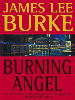 Cover of Burning Angel