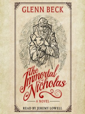 Cover of The Immortal Nicholas