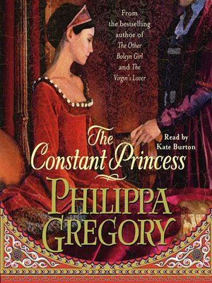 Cover of The Constant Princess