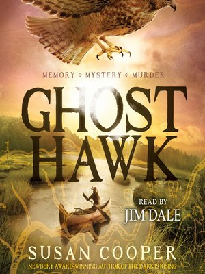 Cover of Ghost Hawk