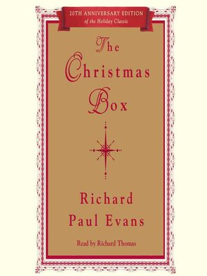 Cover of The Christmas Box