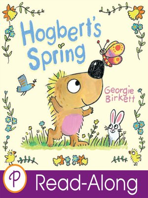 Hogbert's Srping cover