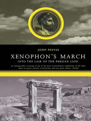 Cover of Xenophon's March