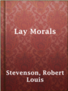 Lay Morals