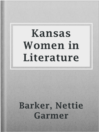 Kansas Women in Literature