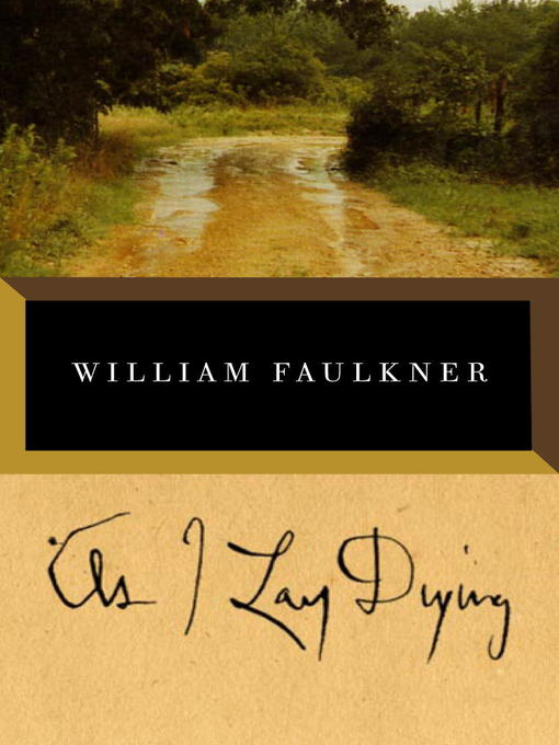 As I lay dying [eBook] the corrected text