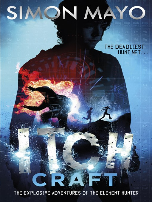 Itchcraft Ebook Itch Series Book 3 By Simon Mayo 2014