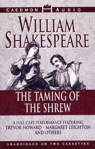 The Taming Of The Shrew: Kate's Soliloquy