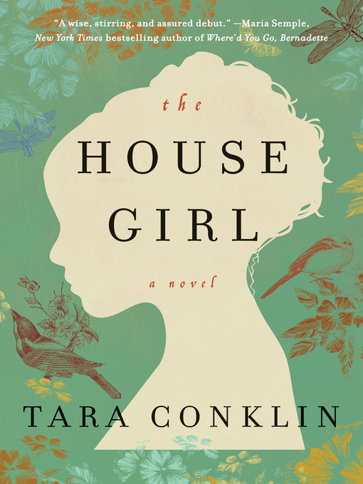 Cover image for The House Girl