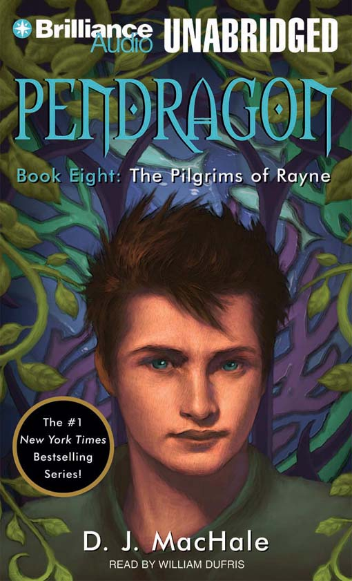 Pendragon the pilgrims of rayne