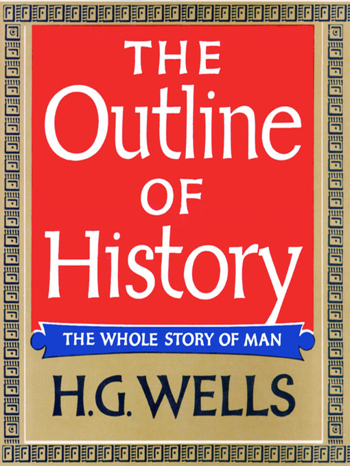 An outline of the history of