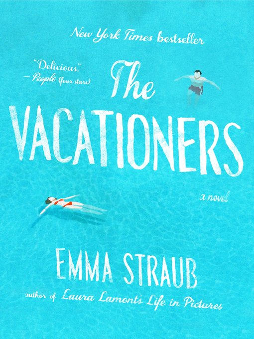 Cover image for The Vacationers