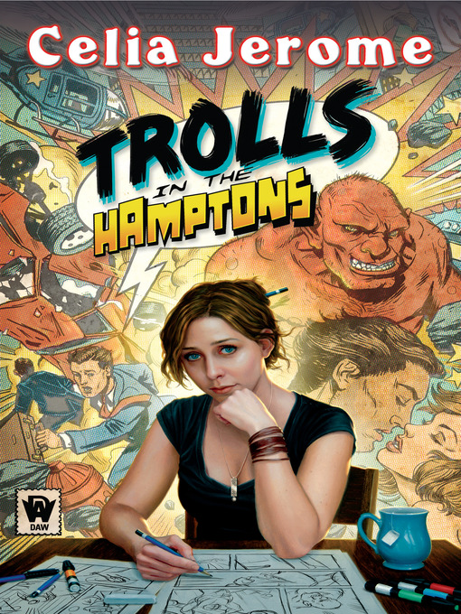 Trolls in the Hamptons a Willow Tate novel