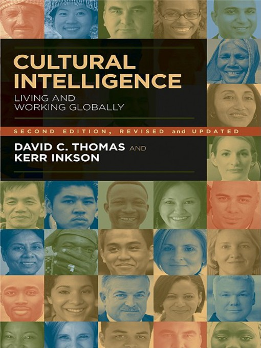 cultural intelligence living and working globally free pdf