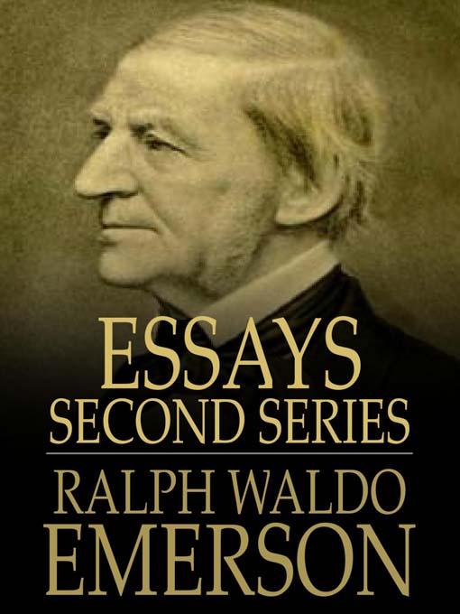 Famous essays of ralph waldo emerson
