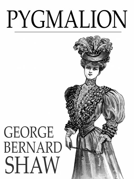 Kniha Pygmalión (George Bernard Shaw)