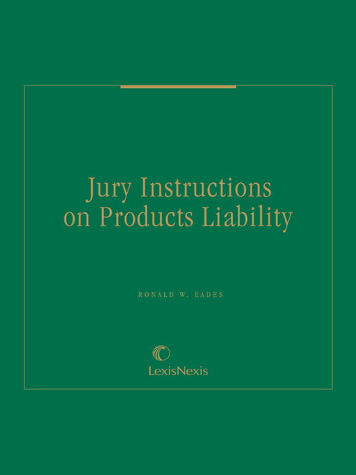 Juries And Jury Instructions Digital Collection