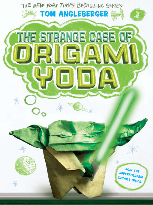 The Strange Case of Origami Yoda(book-cover)