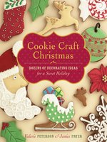 Click here to view eBook details for Cookie Craft Christmas by Janice Fryer