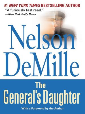 Cover image for The General's Daughter.