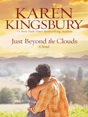 Cover image for Just Beyond the Clouds.