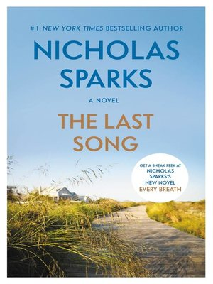 Cover image for The Last Song.