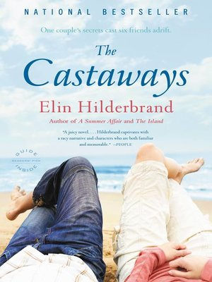 Cover image for The Castaways.