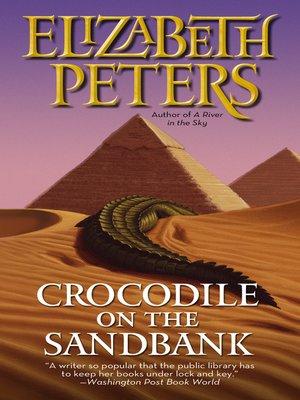 Cover image for Crocodile on the Sandbank.