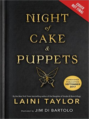 Cover of Night of Cake & Puppets