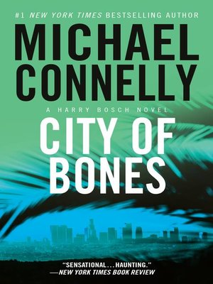 city of bones michael connelly epub