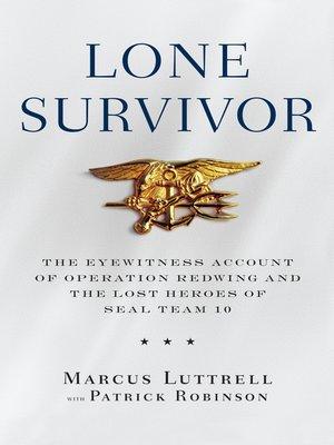 Cover image for Lone Survivor.
