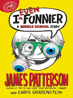patterson i even funnier epub