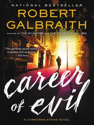 cover image of Career of Evil