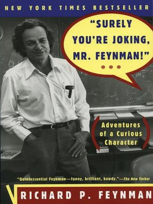 surely you re joking mr feynman epub