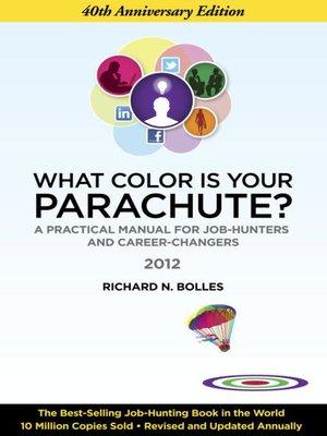 what color is your parachute quiz online
