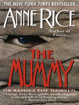 Anne Rice 183 Overdrive Ebooks Audiobooks And Videos For border=