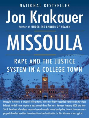 Cover of Missoula
