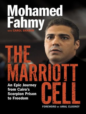 Cover image for The Marriott Cell