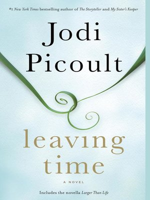 Cover of Leaving Time